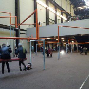 Installation in der Modern Tate